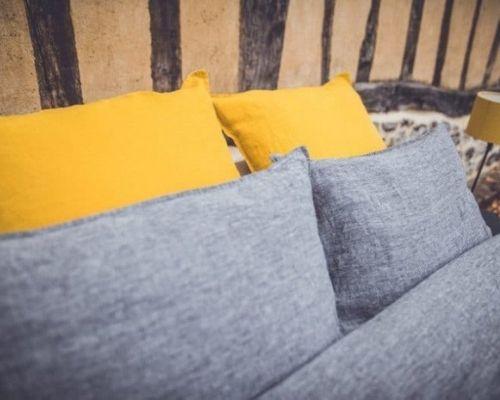 Choisir la taille de sa taie d'oreiller